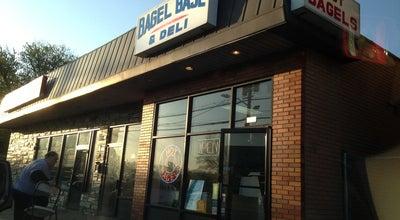 Photo of Bagel Shop Bagel Base & Deli at 454 Market St, Elmwood Park, NJ 07407, United States