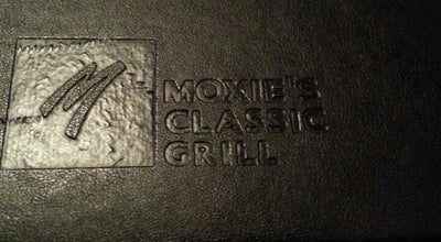 Photo of American Restaurant Moxie's Classic Grill at 17390 Yonge St, Newmarket, ON, Canada