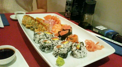 Photo of Sushi Restaurant Cru Sushi Bar Lounge at R. Da Torrinha, 86, Porto, Portugal