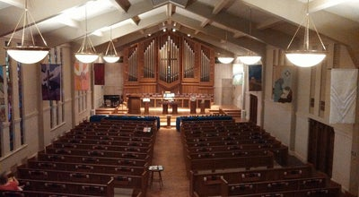 Photo of Church St. John's United Methodist Church at University, Lubbock, TX 79401, United States