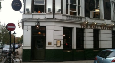 Photo of Pub The Mall Tavern at 71-73 Palace Gardens Terrace, London W8 4RU, United Kingdom