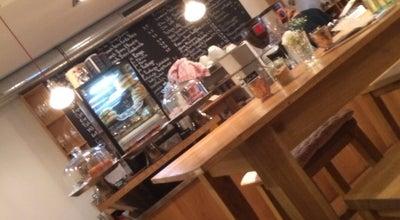 Photo of Cafe Barösta at Redlingerstr. 1, Osnabrück 49074, Germany