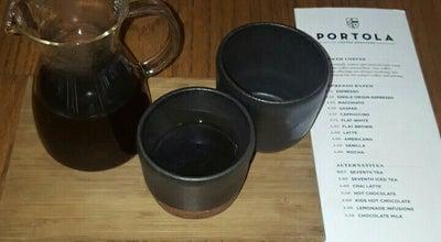Photo of Coffee Shop Portola Coffee Roasters at 143 N. Glassell St., Orange, CA 92886, United States