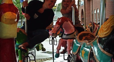 Photo of Theme Park Merry-Go-Round at Bay Beach, Green Bay, WI 54302, United States