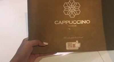Photo of Coffee Shop Café Cappuccino at Tanger, Morocco
