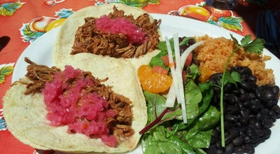 Photo of Mexican Restaurant Taco Jane's at 21 Tamalpais Ave, San Anselmo, CA 94960, United States