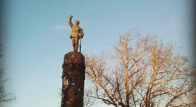 Photo of History Museum Памятник Отважным Бойцам at Russia