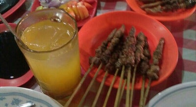 Photo of Arcade RM. Sate kambing sari sedap at Tegal, Indonesia