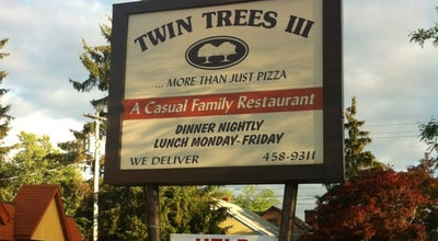 Photo of Italian Restaurant Twin Trees III at 310 N Main St, North Syracuse, NY 13212, United States