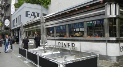 Photo of Diner Empire Diner at 210 10th Ave, New York, NY 10011, United States