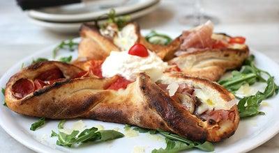 Photo of Italian Restaurant Via Tribunali at 122 Ludlow St, New York, NY 10002, United States