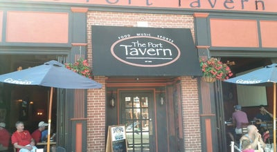 Photo of American Restaurant The Port Tavern at 84 State St, Newburyport, MA 01950, United States