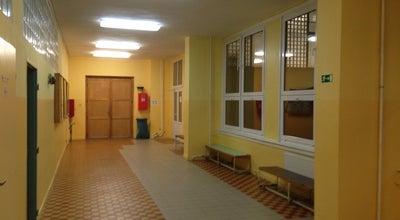 Photo of Basketball Court Tělocvična ISŠ stavební at Nerudova 59, České Budějovice, Czech Republic