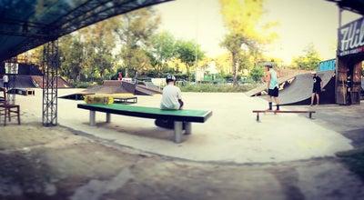 Photo of Skate Park Bunker Skatepark at Viale Kant, Italy