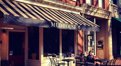 Photo of Coffee Shop Mudhouse at 213 W Main St, Charlottesville, VA 22902, United States