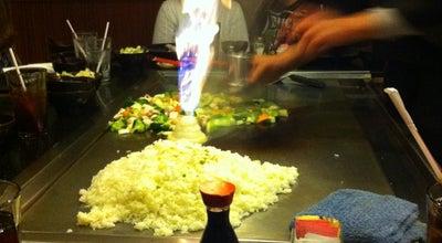 Photo of Japanese Restaurant Hibachi Japanese Steakhouse at 839 4th Ave, Huntington, WV 25701, United States