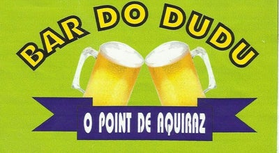 Photo of Bar Bar do Dudu at Rotatoria, Aquiraz 61700-000, Brazil