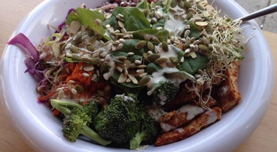 Photo of Vegetarian / Vegan Restaurant Urban Herbivore at 64 Oxford St, Toronto, ON L5L 2Y5, Canada