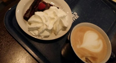 Photo of Cafe Waynes Coffee at Skövde, Sweden