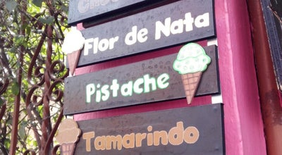 Photo of Ice Cream Shop Nieves Don Felix at Mexico