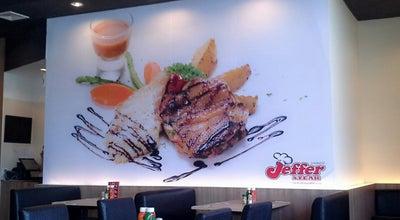 Photo of Steakhouse Jeffer Steak (เจฟเฟอร์) at ชั้น 1 ทวีกิจซุปเปอร์เซ็นเตอร์, บุรีรัมย์, Changwat Buriram 31000, Thailand
