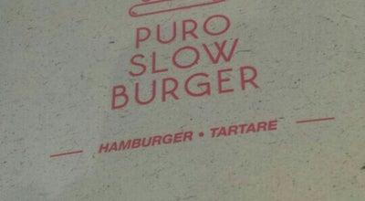 Photo of Burger Joint Puro Pop Restautant at Corso Carlo Alberto, Pavia, Lombardia, Italy