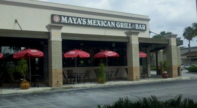 Photo of Mexican Restaurant Maya's Grill at 3099 Sw Martin Downs Blvd, Palm City, FL 34990, United States