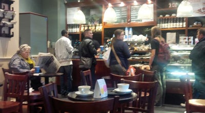 Photo of Coffee Shop Caffè Nero at 75 Oxford St., Manchester M1 6FQ, United Kingdom
