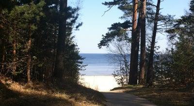 Photo of Beach Jūrmalas pludmale | Jurmala beach at Jūrmala, Latvia