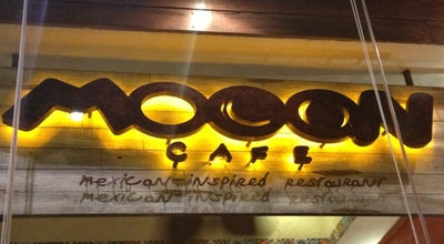 Photo of Mexican Restaurant Mooon Cafe at Robinsons Place, Dumaguete City 6200, Philippines
