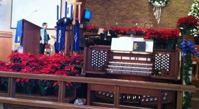 Photo of Church St. Andrew's United Methodist Church at 3315 Bryan Rd, Brandon, FL 33511, United States