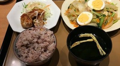 Photo of Japanese Restaurant やよい軒 太宰府店 at 向佐野3-1-26, 太宰府市, Japan