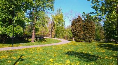 Photo of Park Mestský park at Mestský Park, Košice 040 01, Slovakia