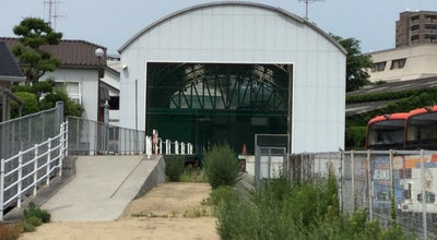 Photo of Historic Site 下電 児島駅跡 at 児島味野, 倉敷市, Japan
