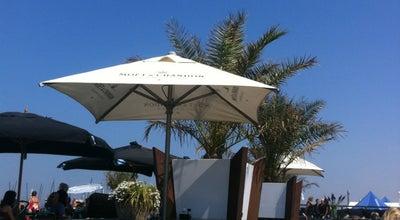 Photo of Beach Bar Strandclub WIJ at Strandweg 1, Scheveningen 2586 JK, Netherlands