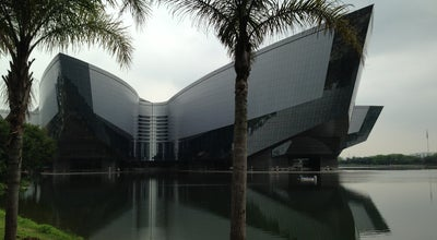 Photo of Movie Theater IMAX, Guangdong Science Center at No. 6 West Road, Guangzhou University City, Gu 510006, China