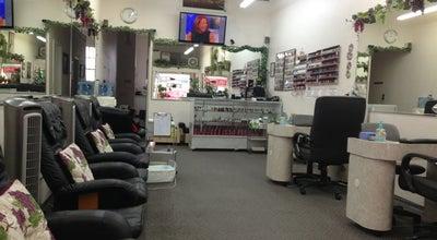 Photo of Nail Salon Tina's Nails at Hamilton St, Palo Alto, CA 94301, United States