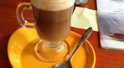 Photo of Cafe Café Crónica Digital at Maturana 302 Local 2, Santiago, Chile