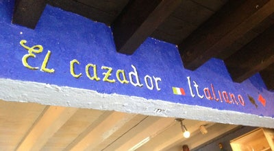 Photo of Italian Restaurant Cazador italiano at 3ra Avenida Oriente, Detras De La Catedral, Antigua Guatemala, Guatemala