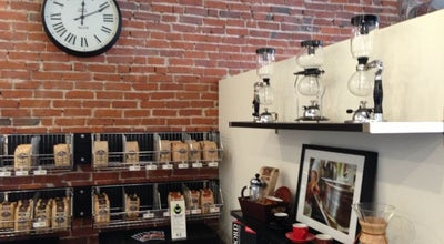Photo of Coffee Shop J. René Coffee Roasters at 320 Park Rd, West Hartford, CT 06119, United States