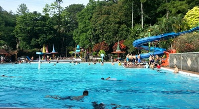 Photo of Water Park Kolam Renang Tirtoargo, Siwarak at Jl. Nyatnyono, Ungaran, Indonesia