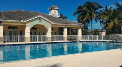 Photo of Pool Waterways Pool at 1600 Waterways Blvd, Deerfield Beach, FL 33442, United States