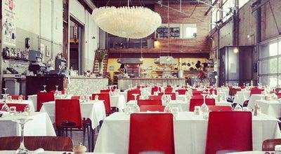 Photo of French Restaurant Hotel de Goudfazant at Aambeeldstraat 10 H, Amsterdam 1021 KB, Netherlands