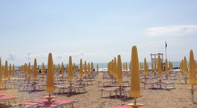 Photo of Beach Stabilimento Balneare Marconi at Jesolo, Italy