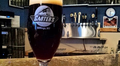 Photo of Brewery Carters Brewing at 2526 Montana Ave, Billings, MT 59101, United States