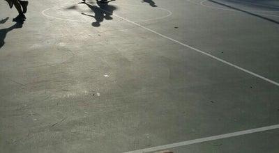 Photo of Basketball Court Edison Park - Basketball Courts at Huntington Beach, CA 92646, United States