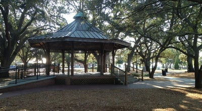 Photo of Park Seville Square Park at 301-399 S Alcaniz St, Pensacola, FL 32502, United States