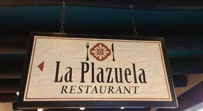 Photo of Mexican Restaurant La Plazuela at La Fonda on the Plaza at 100 E San Francisco St, Santa Fe, NM 87501, United States
