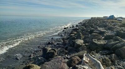 Photo of Beach Ediz Hook at Port Angeles, WA 98363, United States