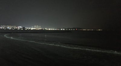 Photo of Beach 송도해수욕장 at 포항시 남구 송도동, 포항시, South Korea